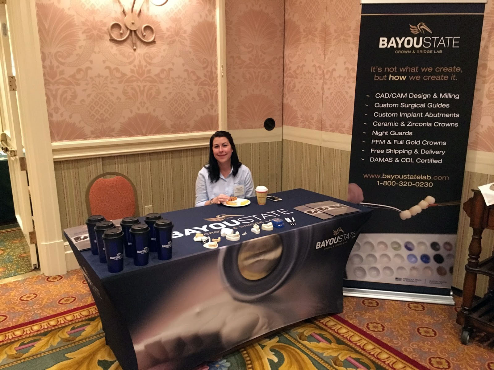 Bayou-Lab-Booth
