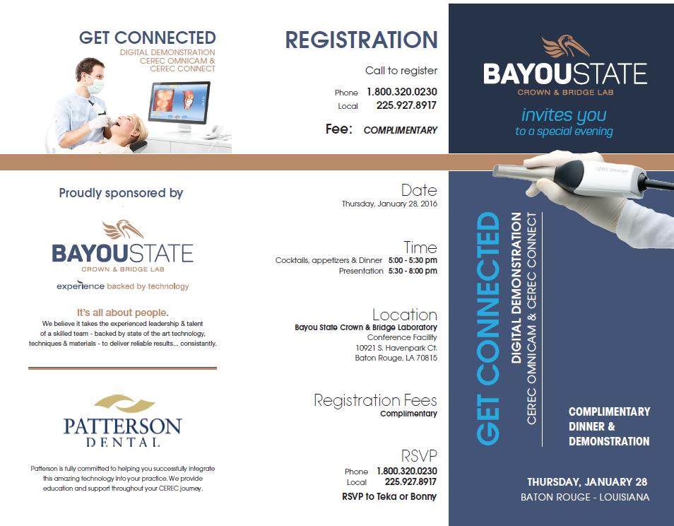 Bayou Lab Appleton 1